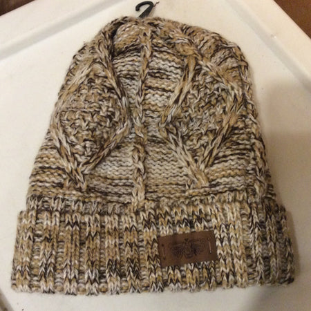 Knit beanies hat