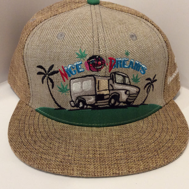 Nice Dreams Throwdown Snapback