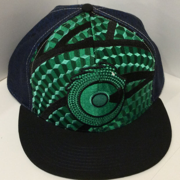 Green Dragon Snapback Throwdown