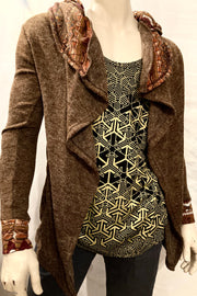 Seneca Tribal Cardigan