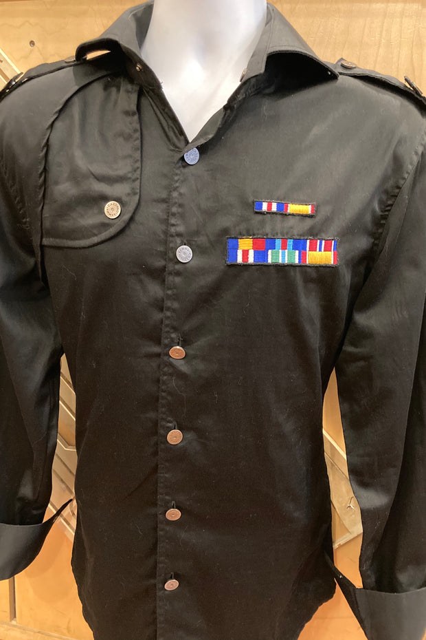 Staff Sergeant Button Up
