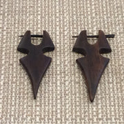 Wooden arrow gauges