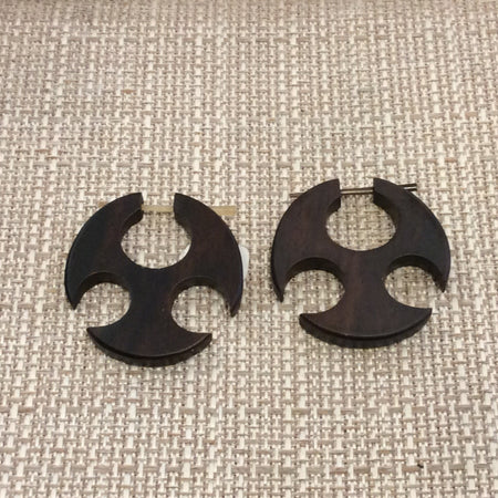 Ninja star faux gauges