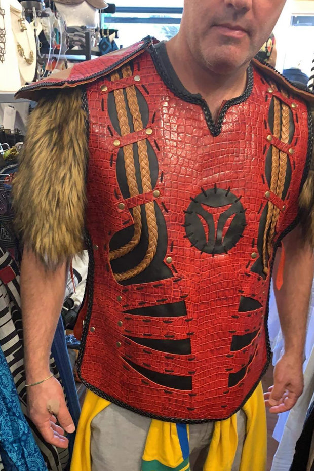 Lannister Blood Armor