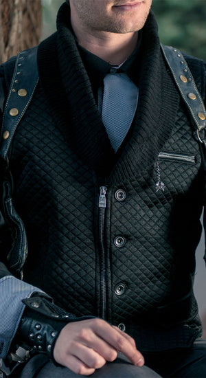 Tufted Armor Vest