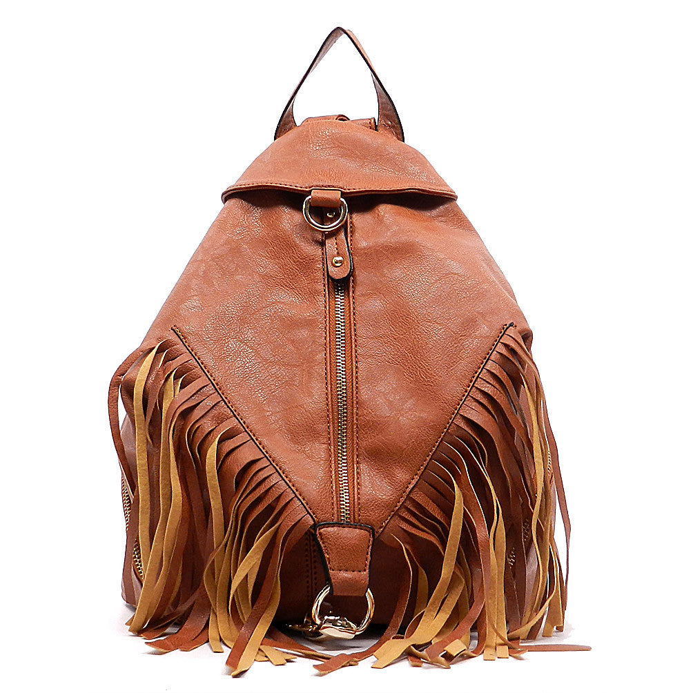 Darcy Backpack in Brown