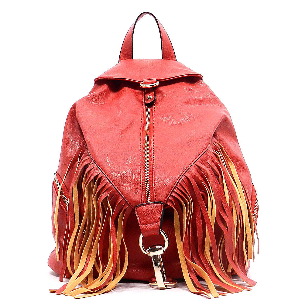 Darcy Backpack in Red