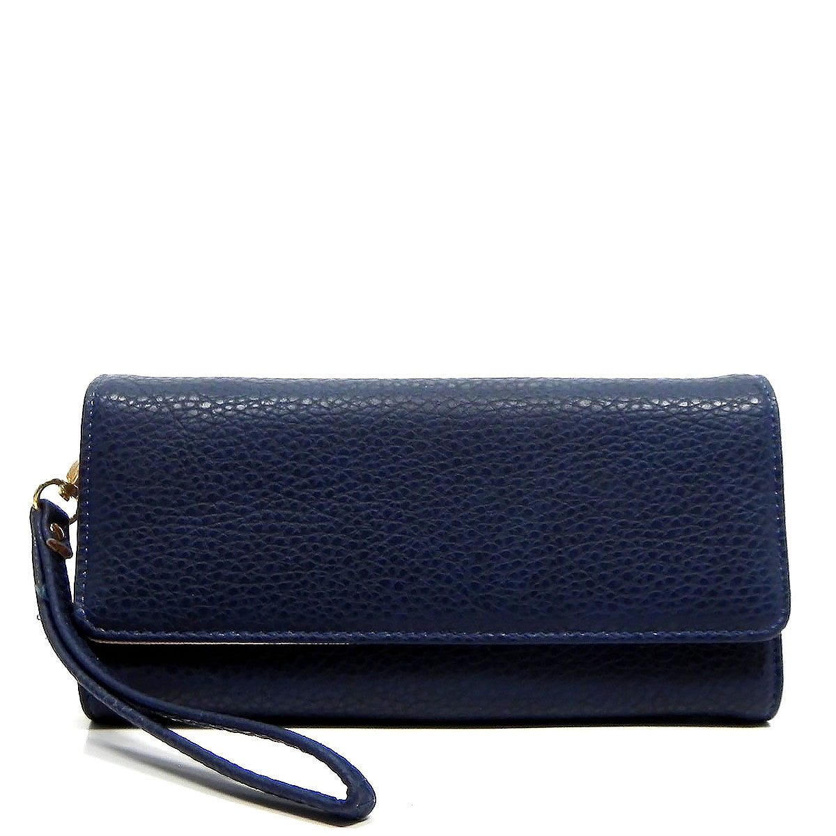 Marley Wristlet in Navy