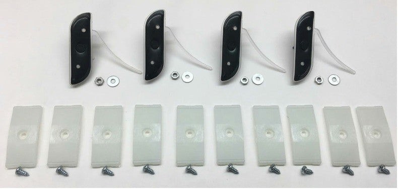 Rocker Molding Clip Kit