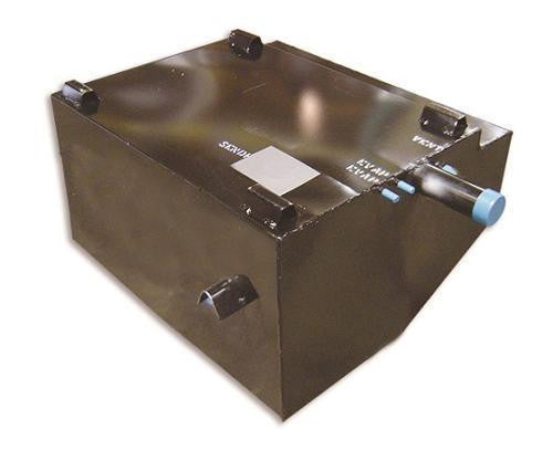 23 Gallon Rear Fuel Tank