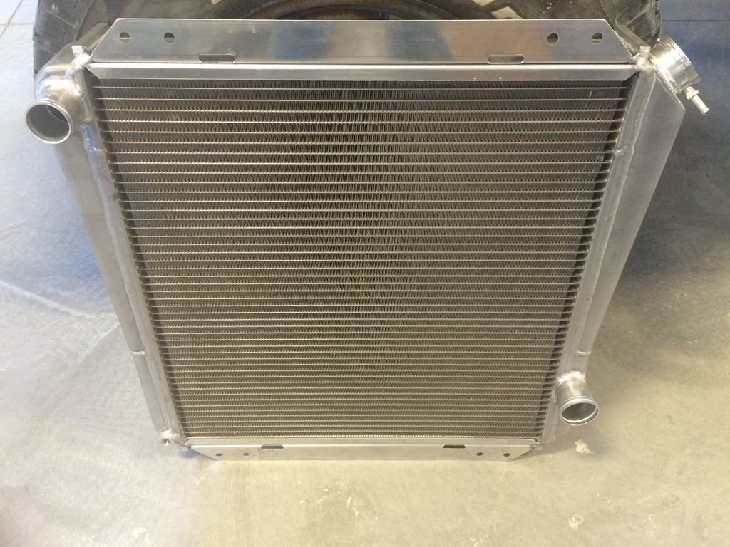 Aluminum Radiator - Stock