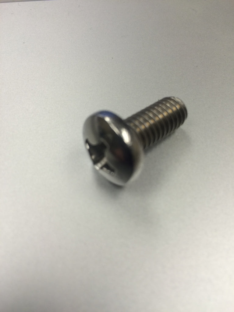 Fender to Door Post Screws