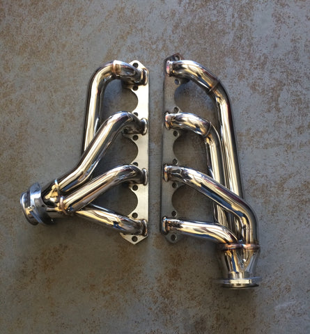 Stainless Steel Shorty Headers