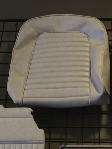 1967 Parchment Seat Covers