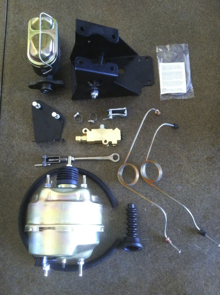 Power Brake Booster Kit