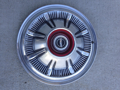 Used Hubcap
