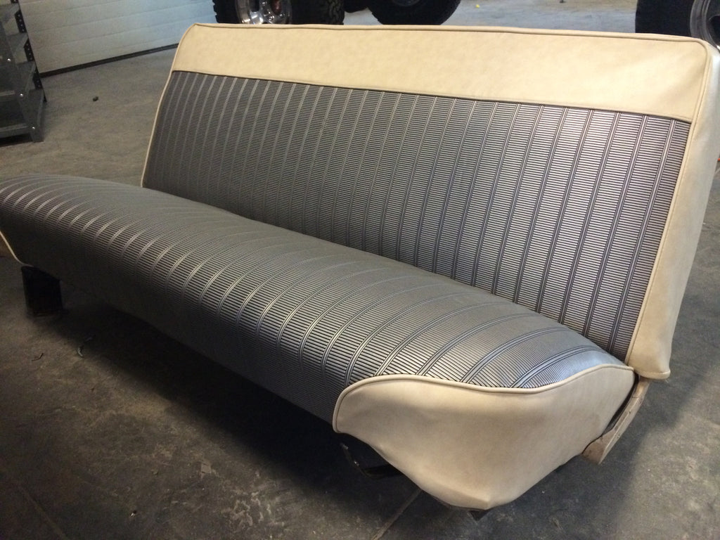 Factory Bench Seat Covers