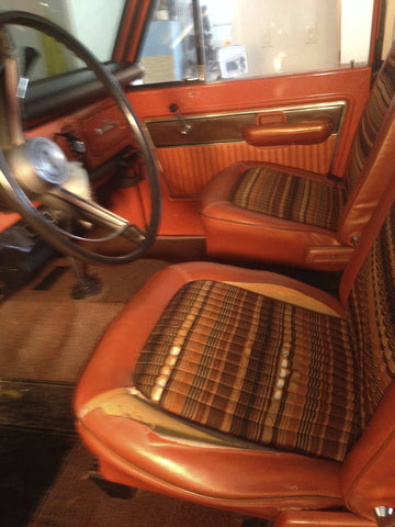Upholstery The Bronco Hut