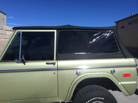 Rampage Soft Top