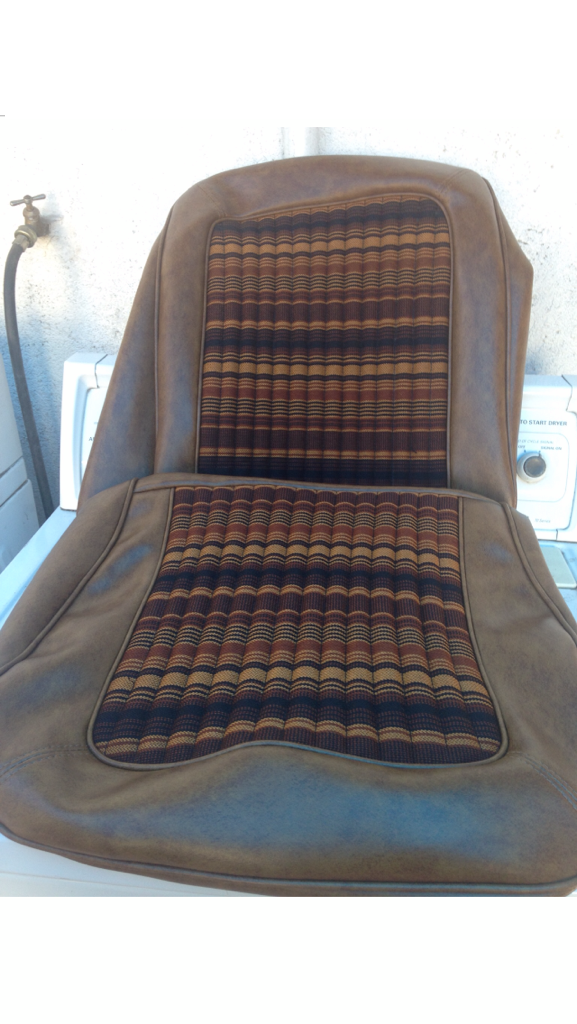 Ginger Explorer Seat Covers