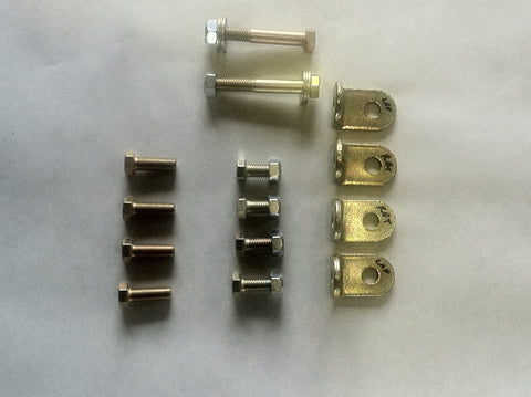 Seat Belt Hardware Kit