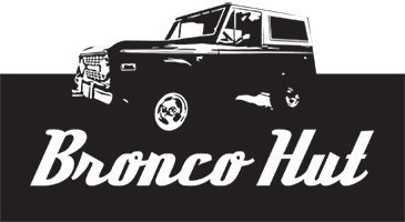 Interior & Dash – The Bronco Hut