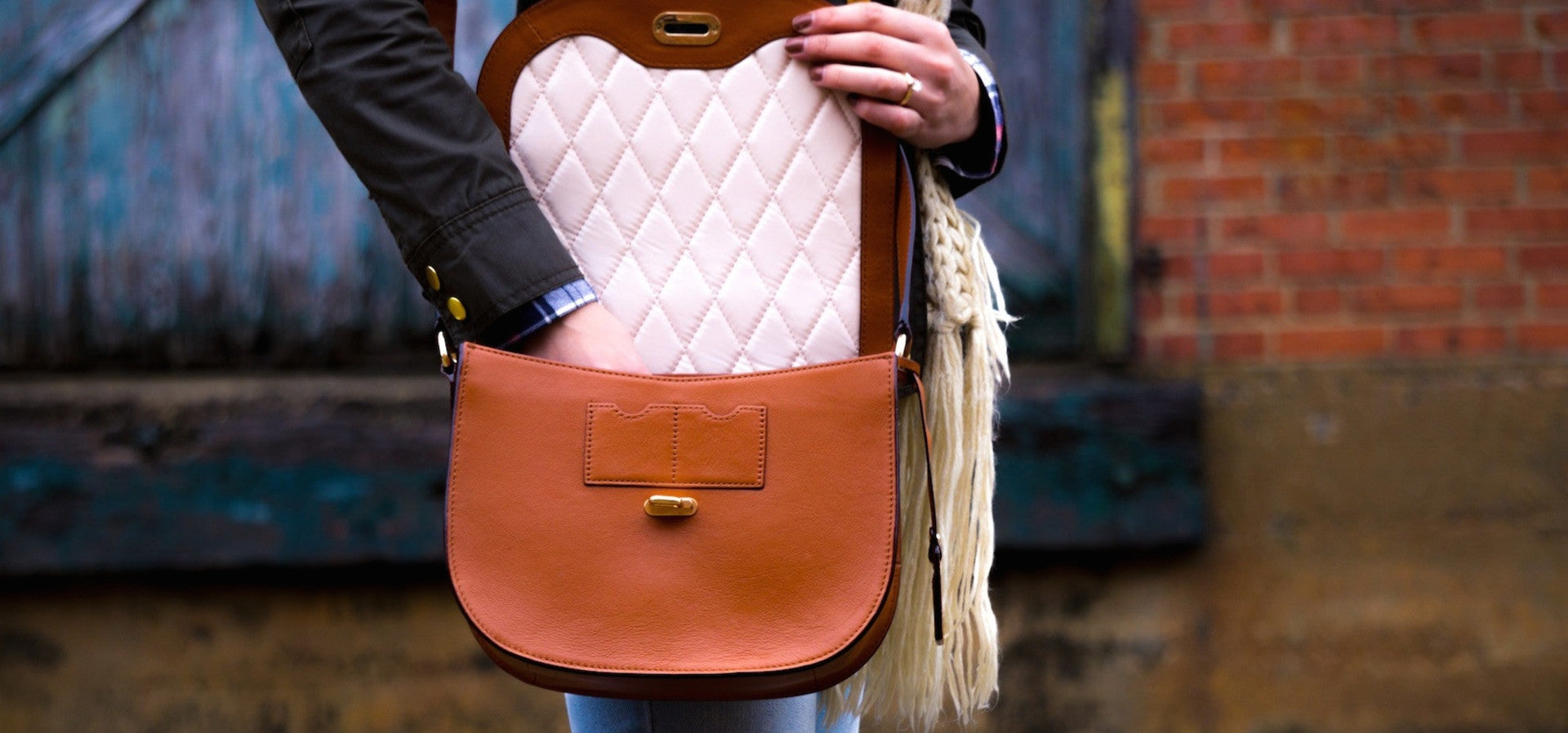 Women's Premium Leather Goods, Purity Leather Goods