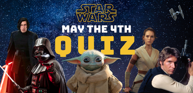 Star Wars Quiz | May the 4th be with you!