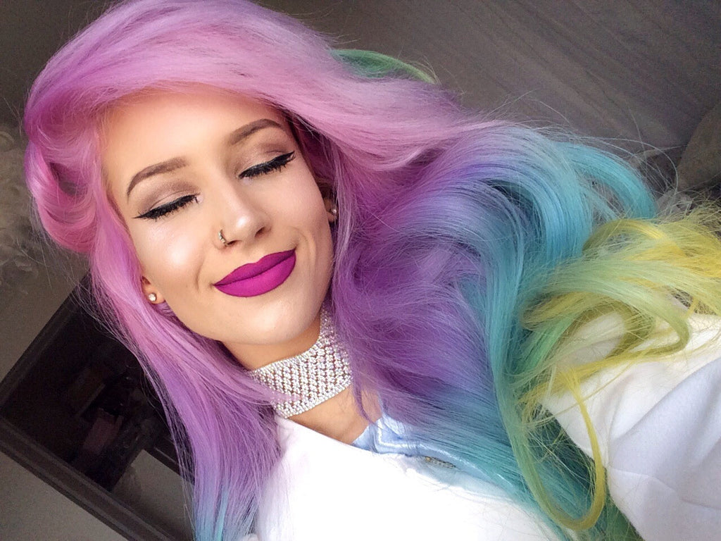 Qa with amythemermaidx foxfamily arctic fox dye for a cause how often do you color your hair how long does it take i dye my roots every 2 3 weeks about an hour and i top my colours up about twice a week solutioingenieria Gallery