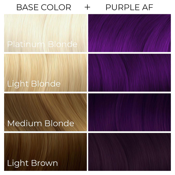 Best Colors for Unbleached Hair