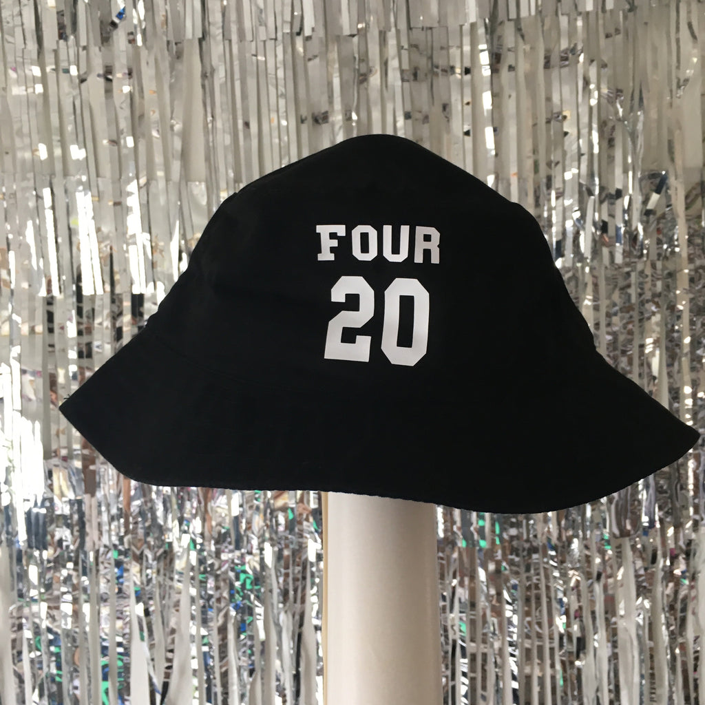 Four 20 Bucket Hat