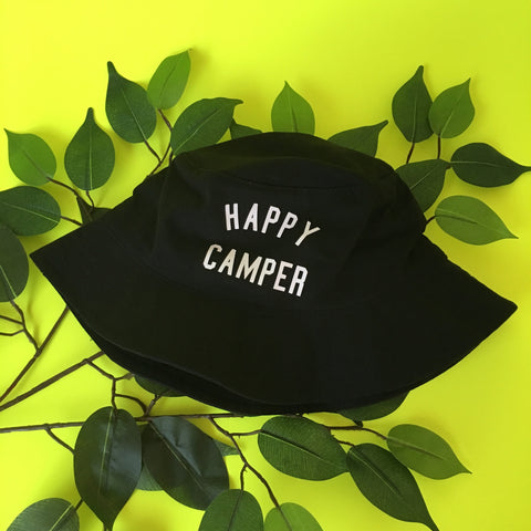 Happy Camper Bucket Hat