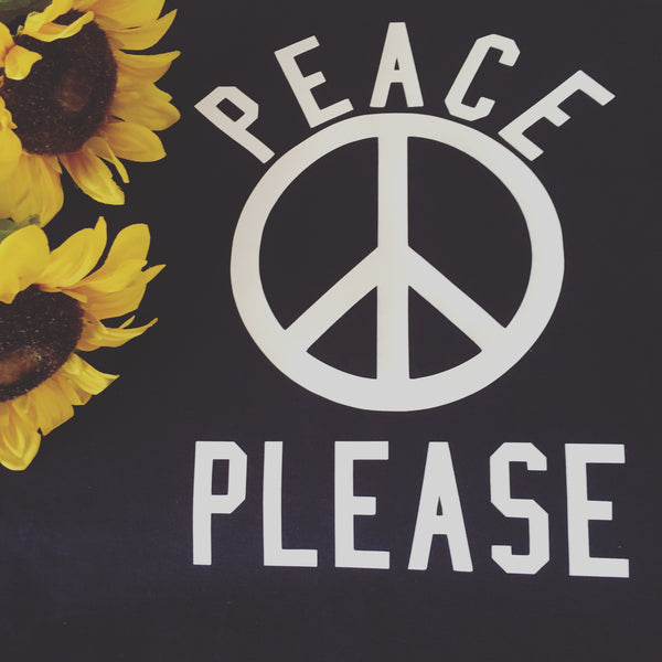 Peace Please T-shirt
