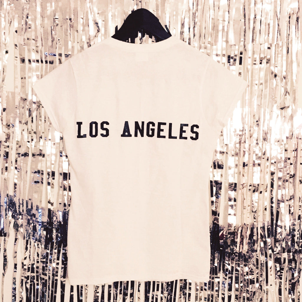 Los Angeles Back T-shirt