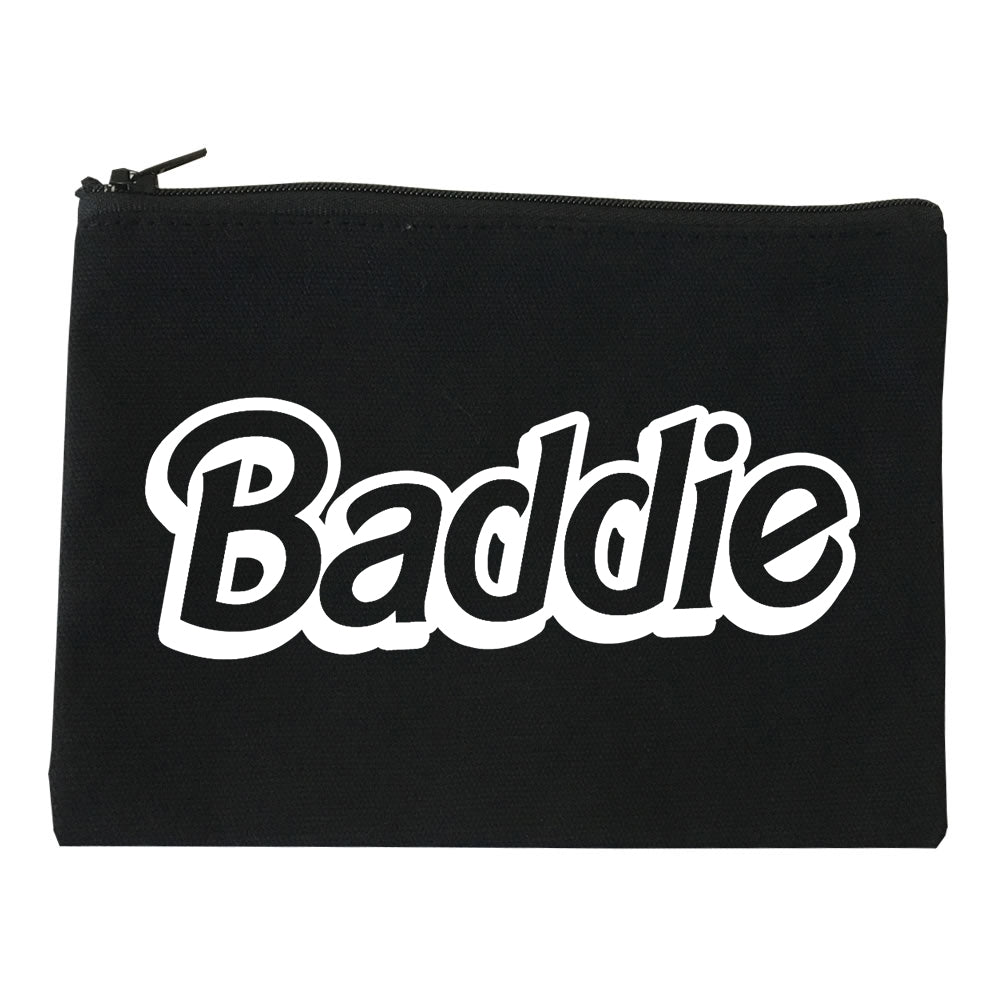Baddie Bad Girl Makeup Bag Red