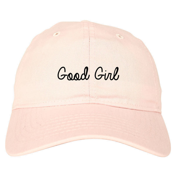 Good Girl Pink Dad Hat