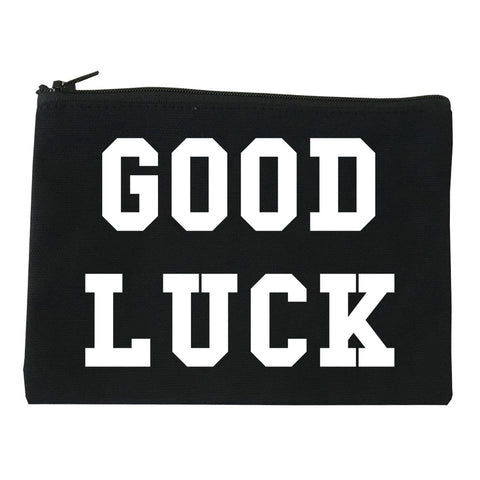 Good Luck Makeup Bag