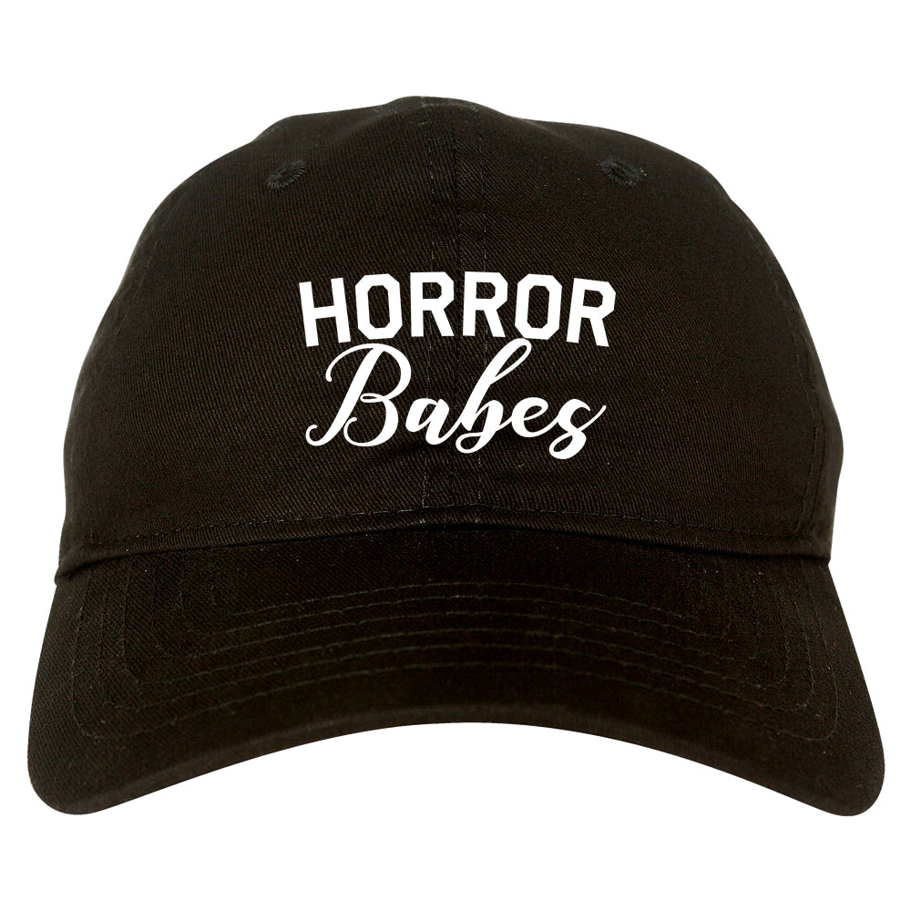 Horror Babes Halloween Black Dad Hat
