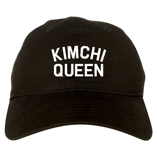 Kimchi Queen Food black dad hat
