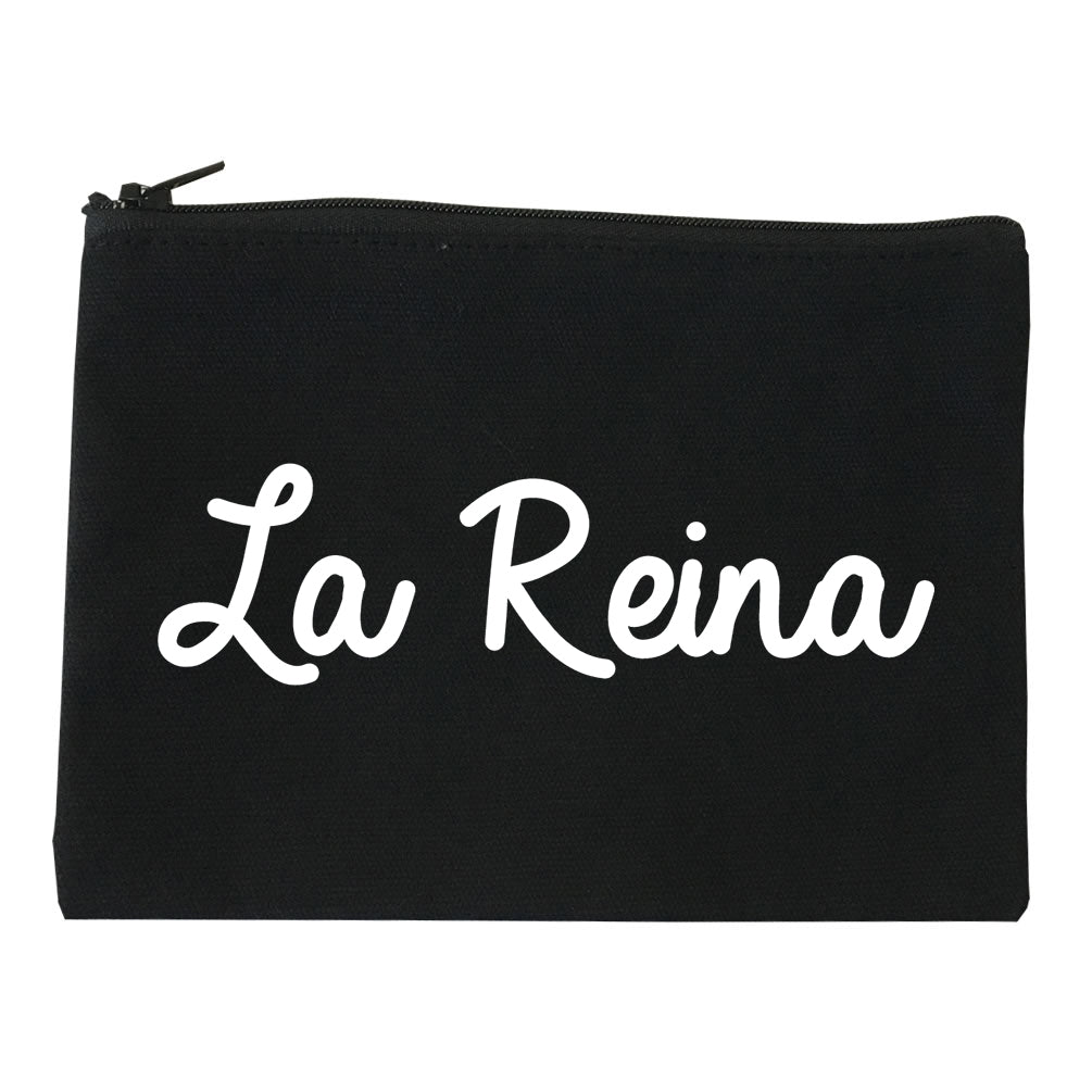 La Reina Spanish Queen Chest black Makeup Bag