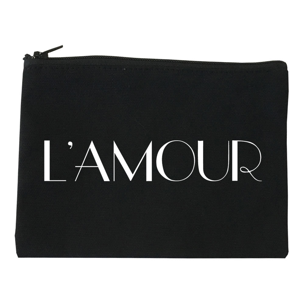 Lamour Love Makeup Bag Red