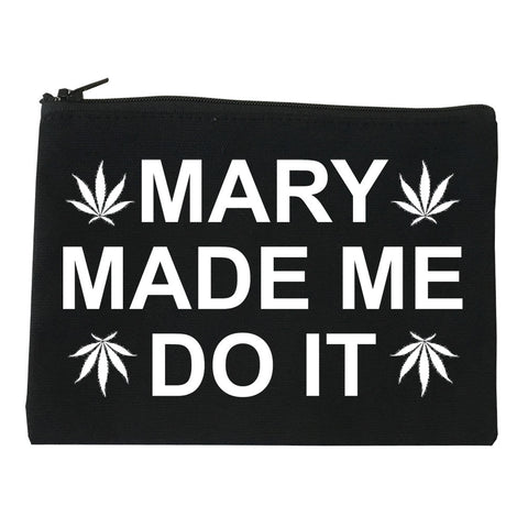 Mary Made Me Do it Makeup Bag