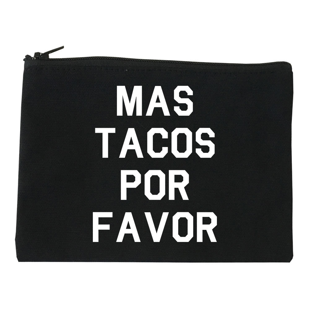 Mas Tacos Por Favor Makeup Bag