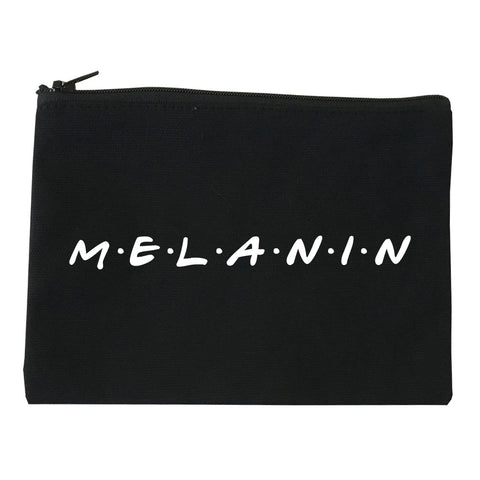 Melanin Friends Magic Makeup Bag Red