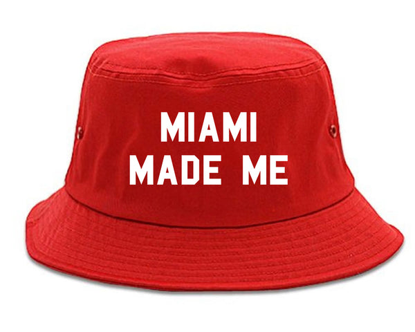 Miami Made Me Bucket Hat