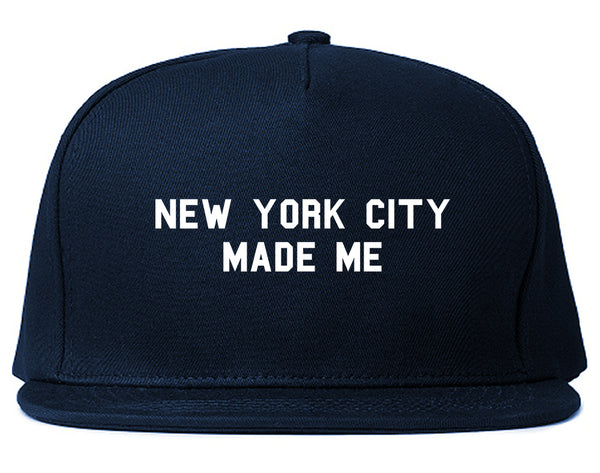 New York City Made Me Snapback