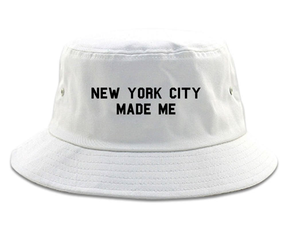 New York City Made Me Bucket Hat