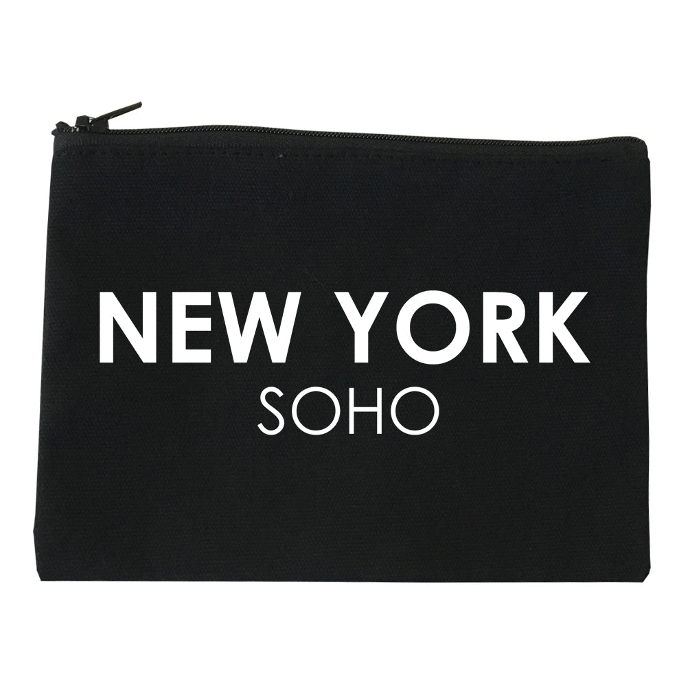 New York Soho Makeup Bag Red