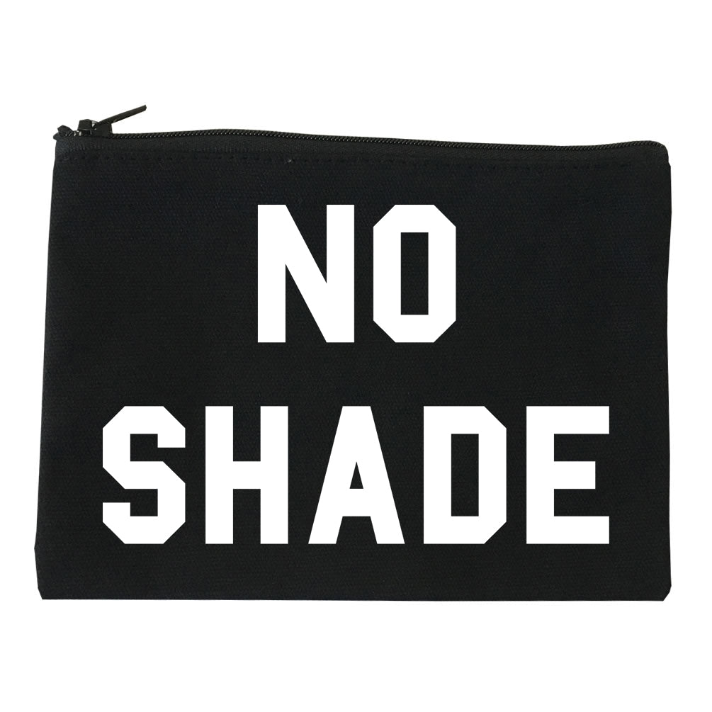 No Shade Makeup Bag