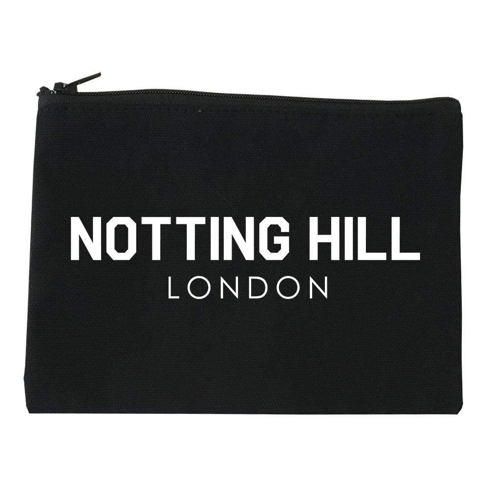 Notting Hill London Makeup Bag Red